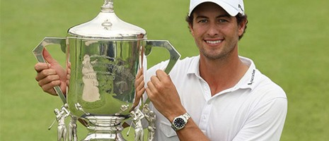 Adam Scott - Winner Barclays Singapore Open 2010
